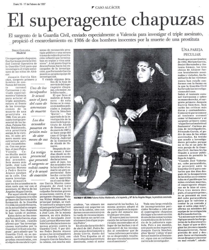 Sargento Chapuzas