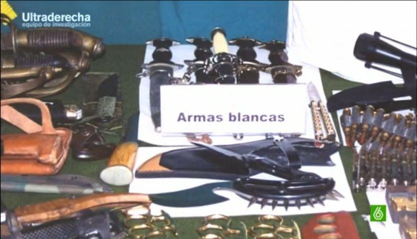 Silla E2000 Armas Blancas